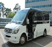 Minibus Hire in Middlesex and London